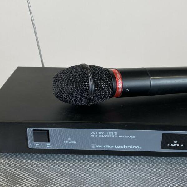 Microfono gelato audio technica