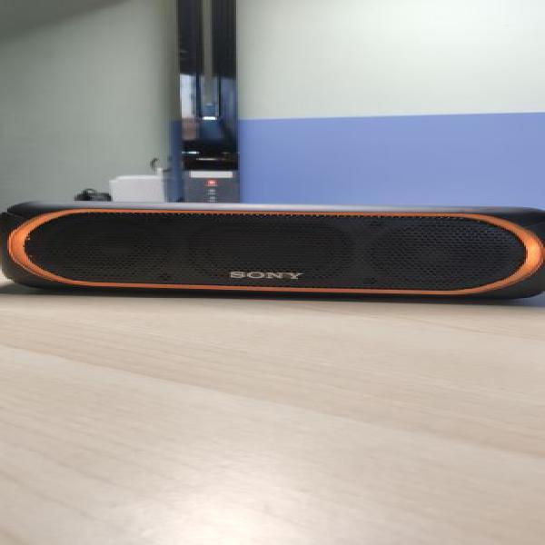 Sony srs-xb30 cassa musica altoparlante wireless portatile
