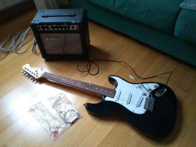 Chitarra elettrica + amplificatore