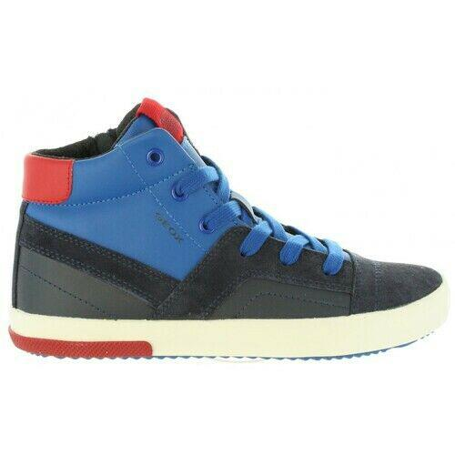 Geox sneakers bambino azzurro