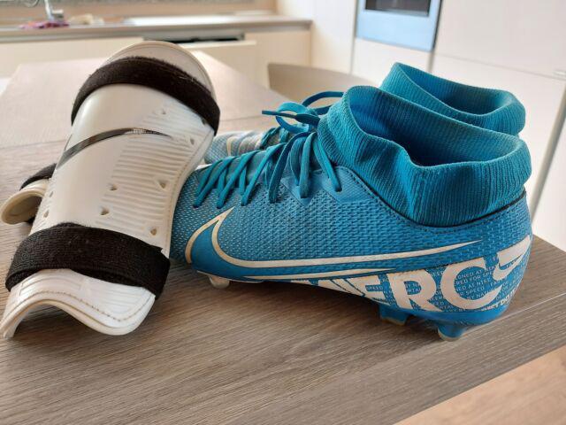 Nike mercurial superfly n°40 + parastinchi