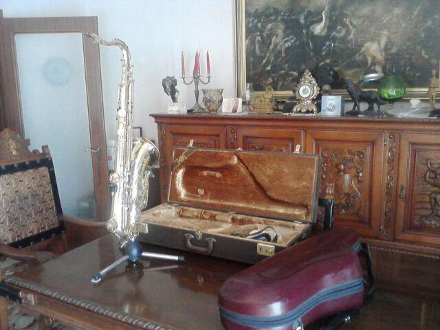 Sax tenore selmer