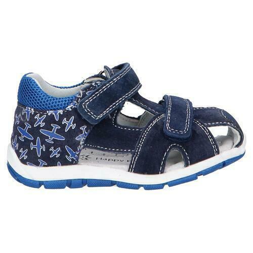 Urban sandali bambina bambino azzurro