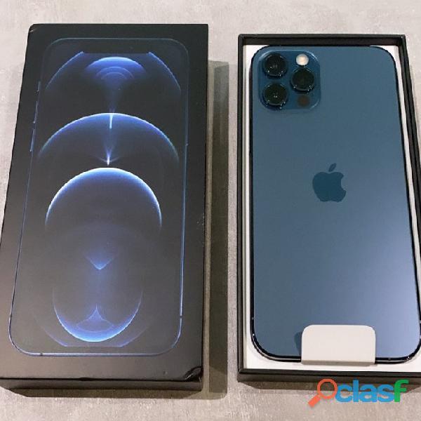 Apple iPhone 12 Pro 128GB costo 600 EUR, iPhone 12 Pro Max 128GB costo 650 EUR, iPhone 12 64GB