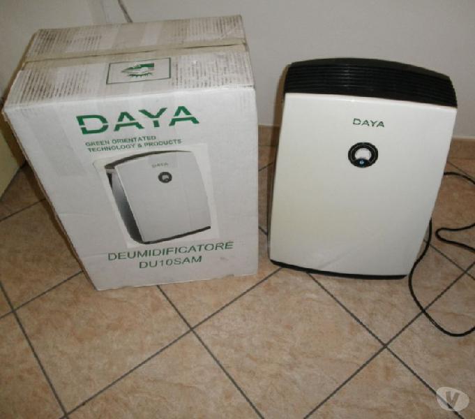 Deumidificatore daya-du10sam, non funzionante in vendita torino - vendita mobili usati