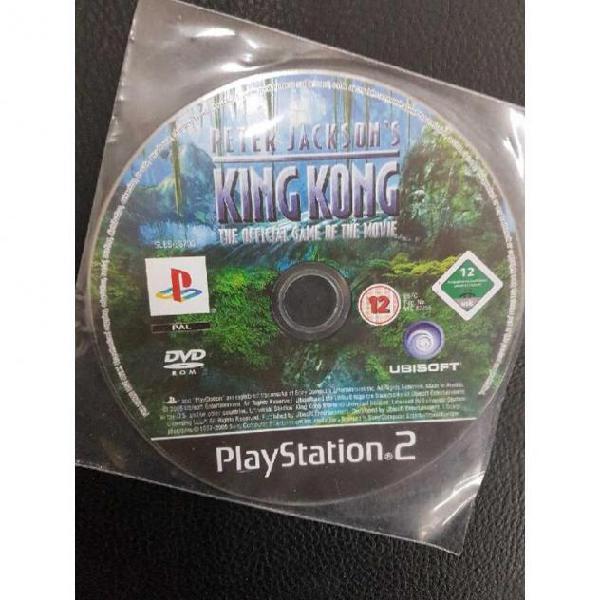 Gioco ps2 king kong