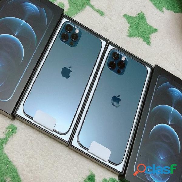 Apple iPhone 12 Pro 128GB per €600, Apple iPhone 12 Pro Max 128GB per €650, iPhone 12 64GB per €480e