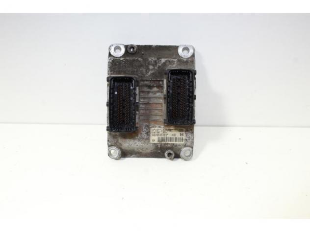 0261206714 centralina motore ecu alfa romeo 147 1.6b twin