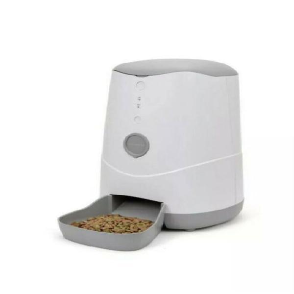 Distributore automatico di alimenti nutri smart per cani e