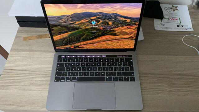 Macbook pro 13inch i5 2,4 ghz 8 gb ram
