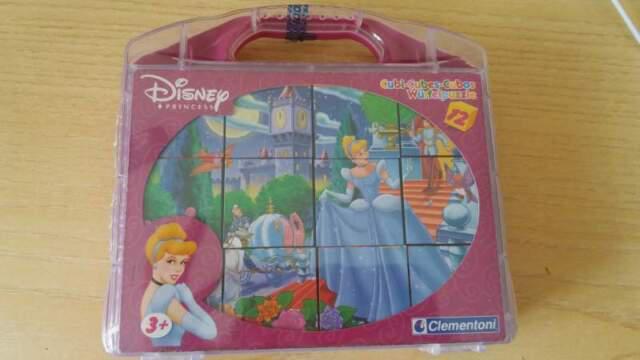 Cubi puzzle disney