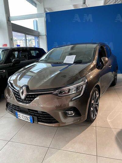 Renault clio tce 12v 100 cv 5 porte intens usata a genova -