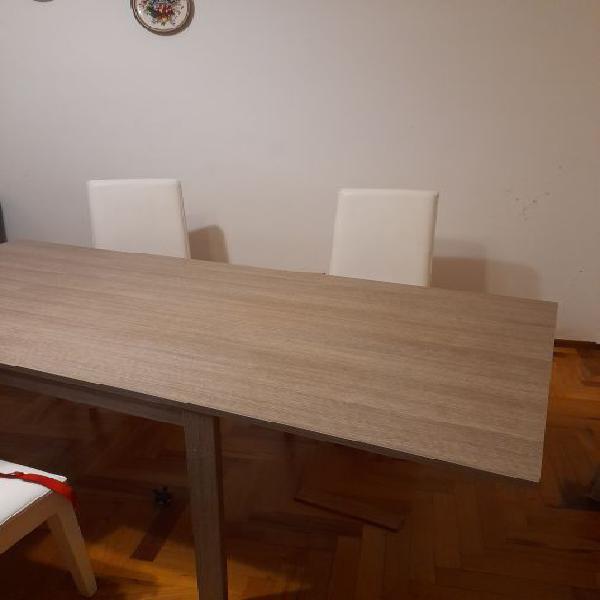 Vendo cucina tavolo sedie e elettrodomestici anche divisi