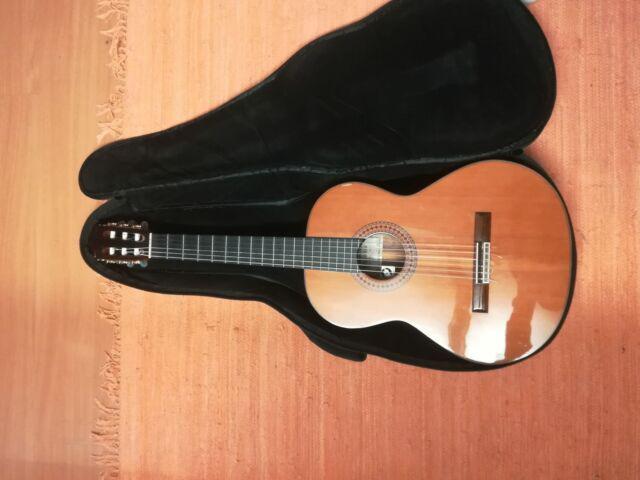Chitarra classica alhambra 6p usata