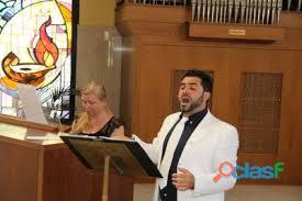cantante per matrimonio 2021
