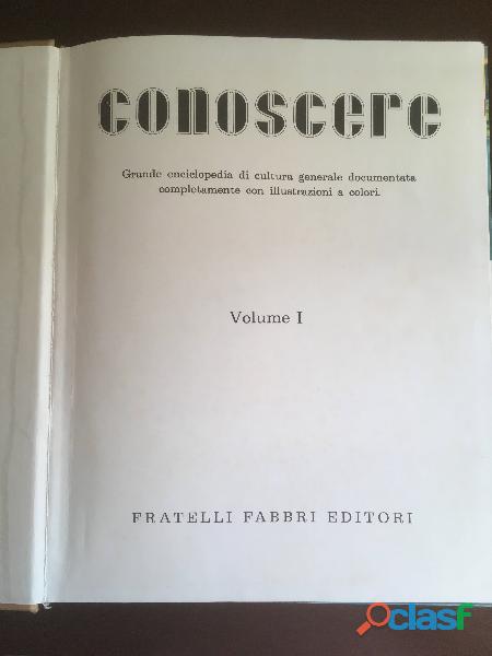 Enciclopedia CONOSCERE completa più Dizionario Enciclopedico 7