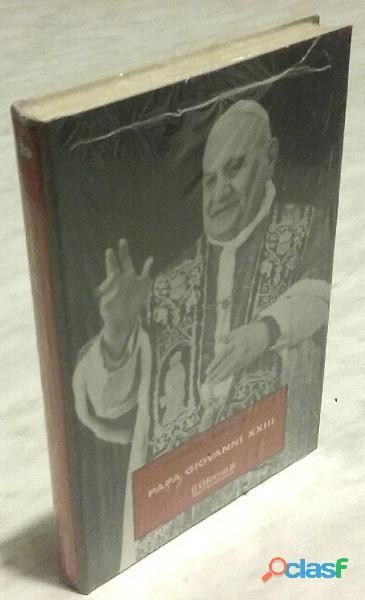 Papa Giovanni XXIII di Andrea Tornielli; Ed.Il giornale, 2003 nuovo con cellophan