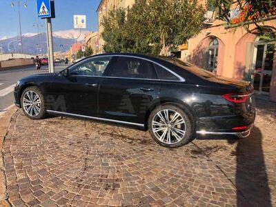 Audi A8 50 TDI 3.0 quattro tiptronic Usata a Genova -