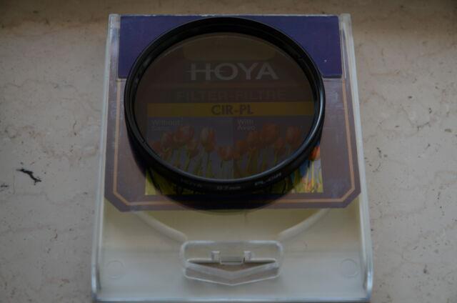 Filtro polarizzatore Hoya 67mm