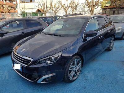 Peugeot 308 SW 1.6 e-HDi 115 CV Stop&Start Allure Usata a