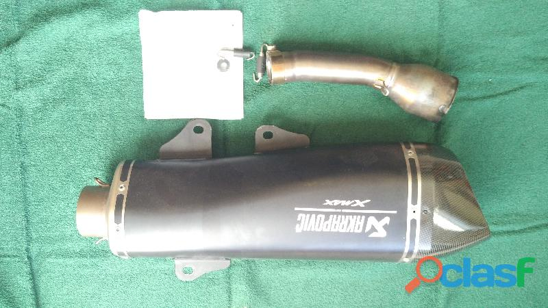 AKRAPOVIC per X MAX 400