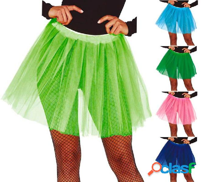 Tutu 40 cm in vari colori per donna