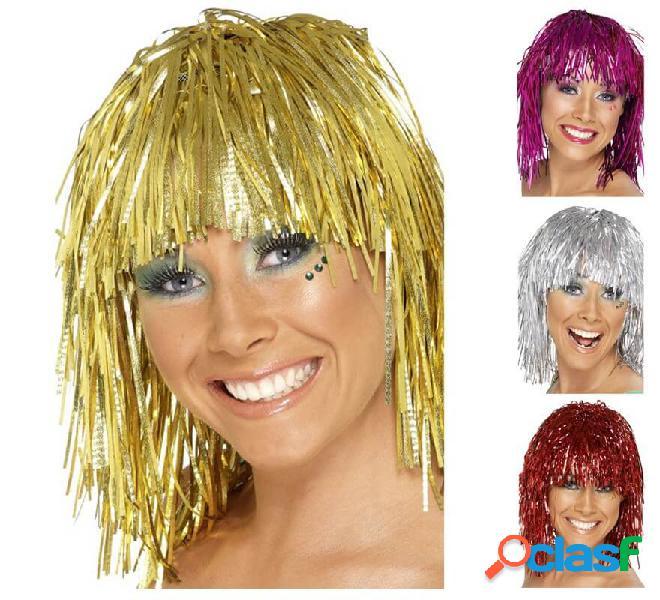 Parrucca cyber in vari colori