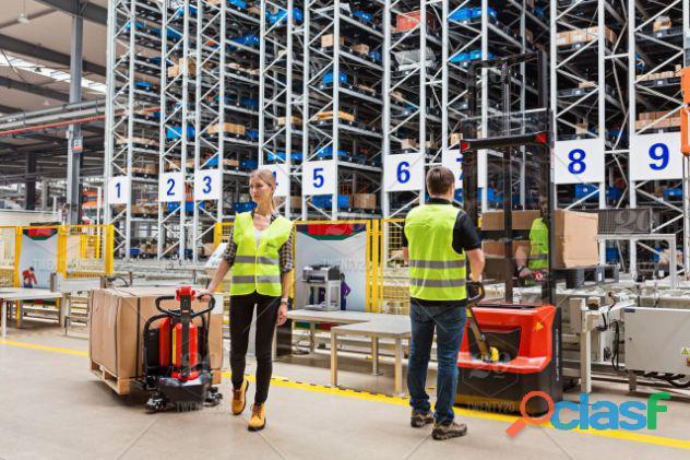 Cerco capannone industriale per logistica a Perugia