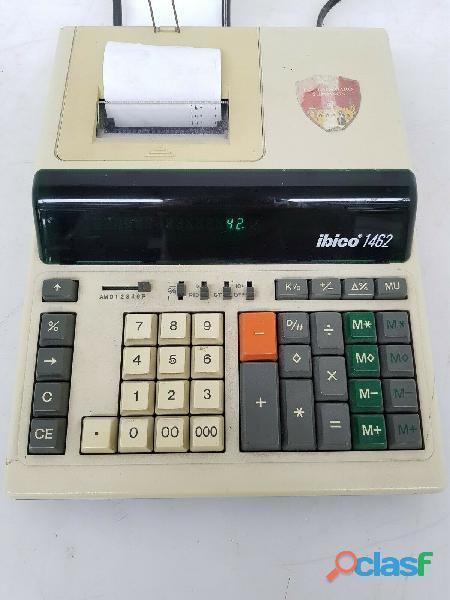 Ibico 1462 calcolatrice scrivente da tavolo 2