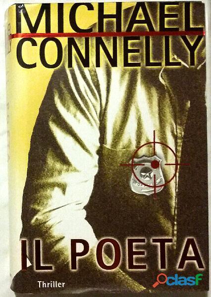 Il poeta di Michael Connelly; 1°Edizione Piemme luglio 1999 come nuovo