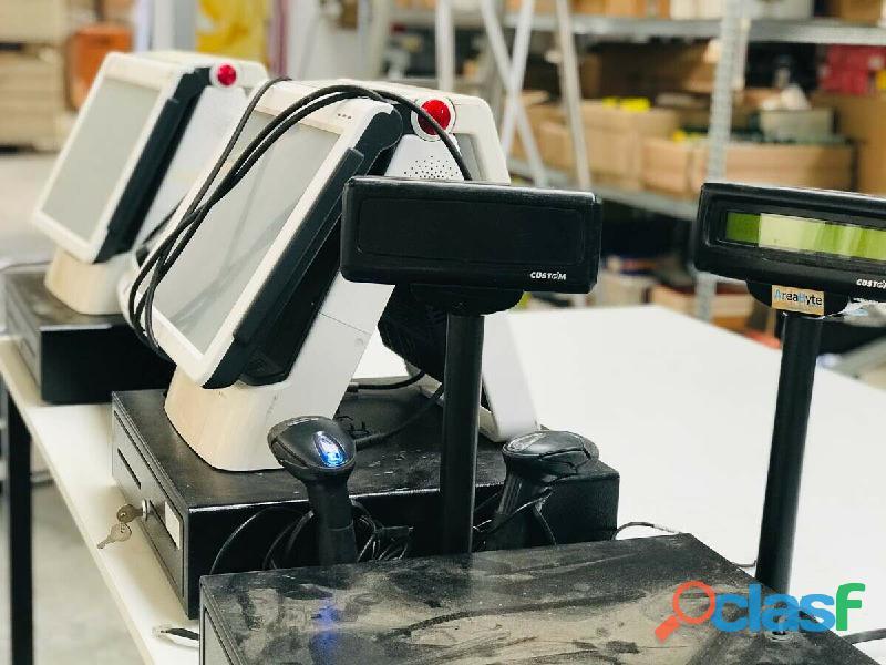 PC POS Usati Axon P5000 P2000 5