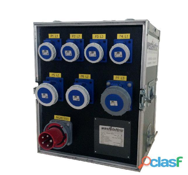 Quadro elettrico WESTELETTRIC 400V