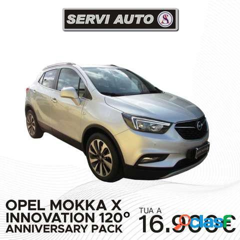 Opel mokka x diesel in vendita a casoria (napoli)