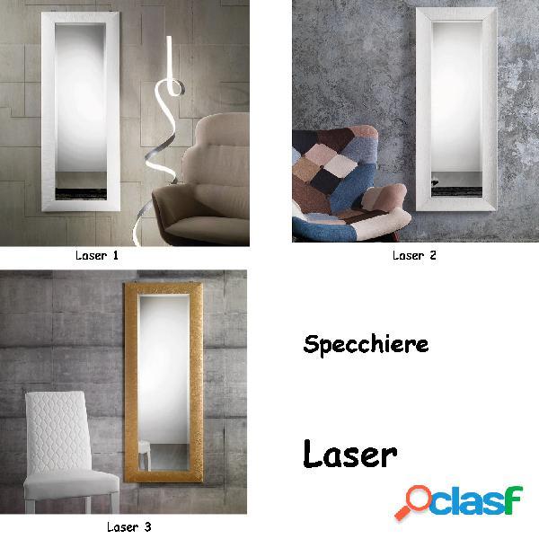 Specchiera laser