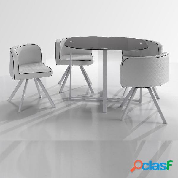 Tavolo new + 4 sedie