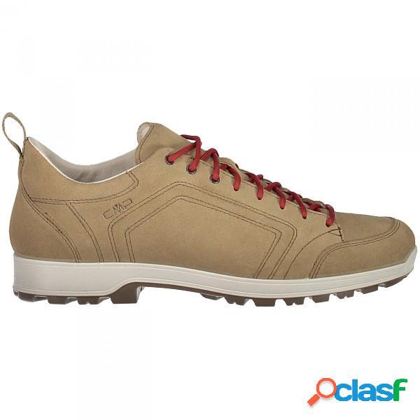 Scarpe cmp atik (colore: beige-rosso, taglia: 43)