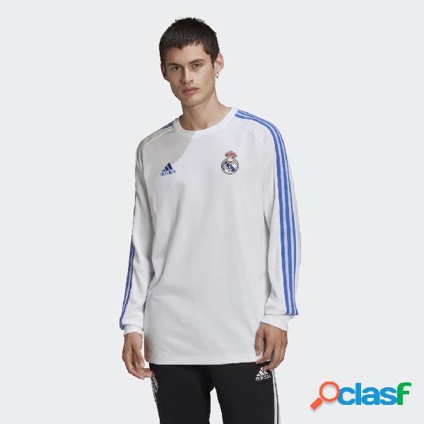Maglia icons long sleeve real madrid