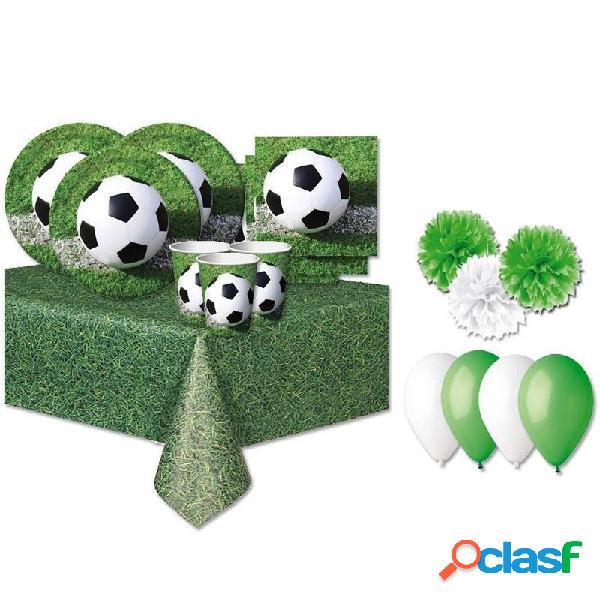 Kit n.49 accessori per la tavola - calcio