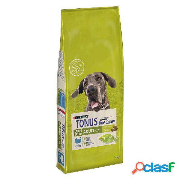 Dog chow adult large breed 14 kg