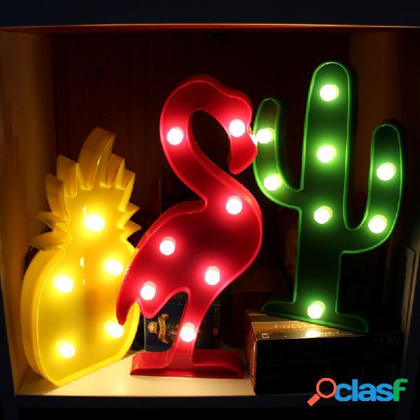 Vvcare bc-nl01 led lampda da notte da parete a camera decorazione per festa casa