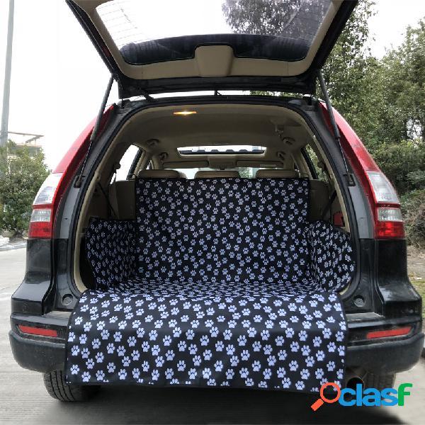Custodia protettiva per il sedile posteriore del cucciolo con tappetino da auto per suv da viaggio pet dog lunghezza