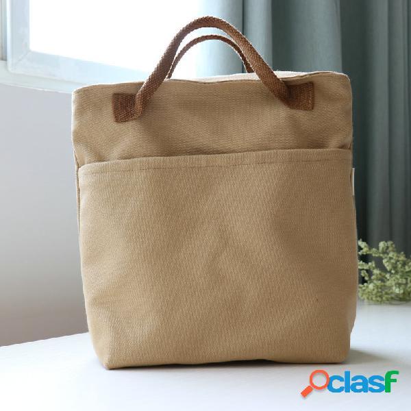 Sacchetto di spettacolo di viaggio della borsa di acquisto del sacchetto di acquisto del sacchetto di acquisto di kcasa kc-lg067 di grande capacità