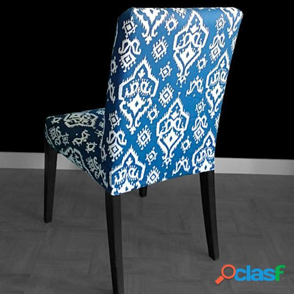 Fodera per sedia per uso domestico sotto-set per sedile elastico antivegetativo 3 colori fodere per sedie chioce hotel