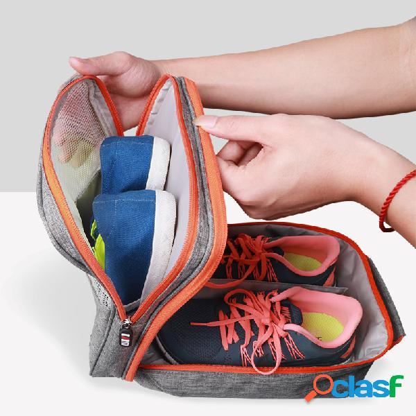 Bubm txd-m scarpa organizer da viaggio scarpa da viaggio portatile custodia da viaggio custodia da imballaggio