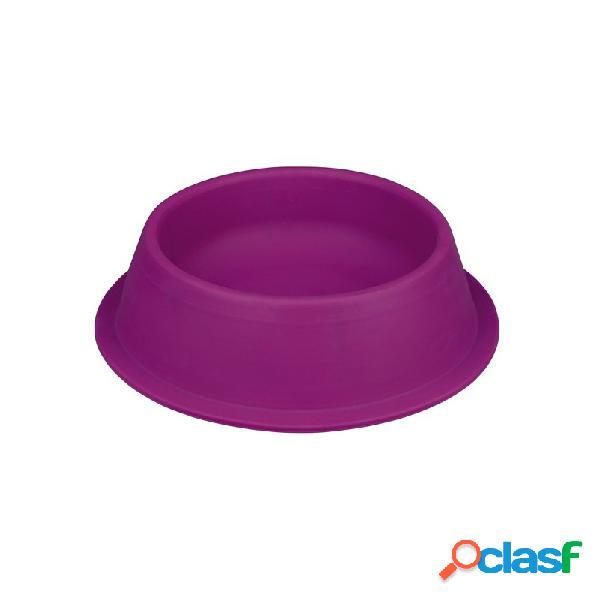 Trixie - ciotola in silicone per cani e gatti 1,25 litri/ø 26 cm