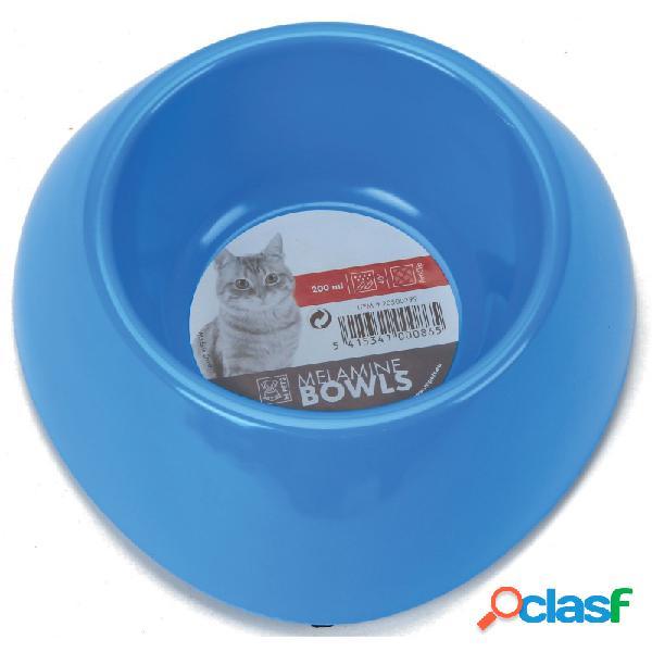 M-pets - m-pets ciotola per gatti colori assortiti contiene 200 ml