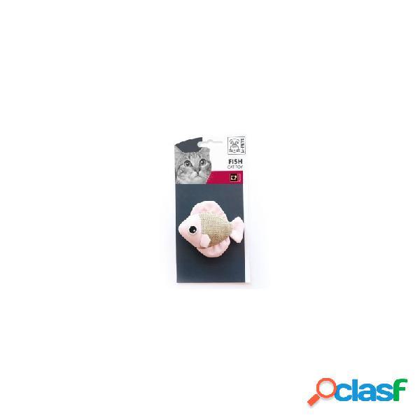 M-pets - m-pets fish gioco per gatti colori assortiti confezione da 1 gioco