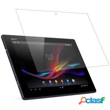Protezione schermo in vetro temperato per sony xperia z4 tablet lte