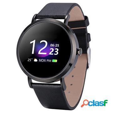 Smartwatch sportivo bluetooth impermeabile cv08c - nero