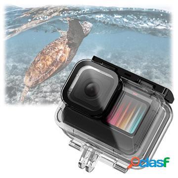 Gopro hero 9 black waterproof case - transparent